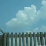 Johannesburg, Entre ciel bleu et barbelés