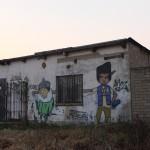 Street Art à Soweto