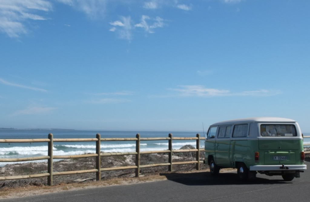 Combi in Blouberg, South Africa