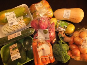 Woolworths Food shopping