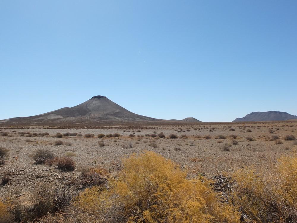 Itinéraire Tankwa Karoo
