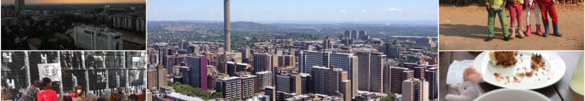 Expatriée à Johannesburg, en Afrique du Sud