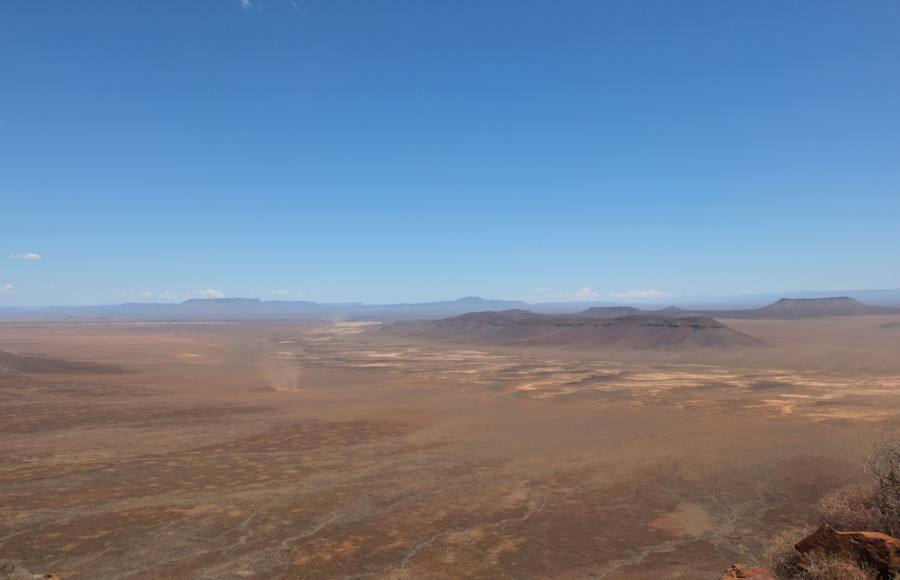 Elandsberg view, Tankwa Karoo National Park