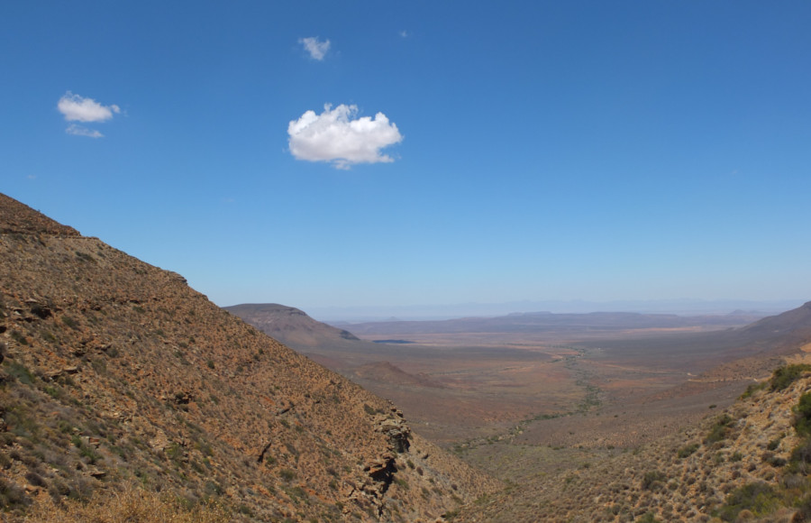Gannaga Pass, Tankwa Karoo, National Park