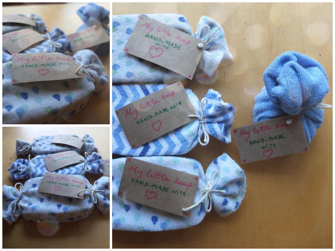Savons maison saponifi s froid recette facile one footprint - Emballage savon maison ...