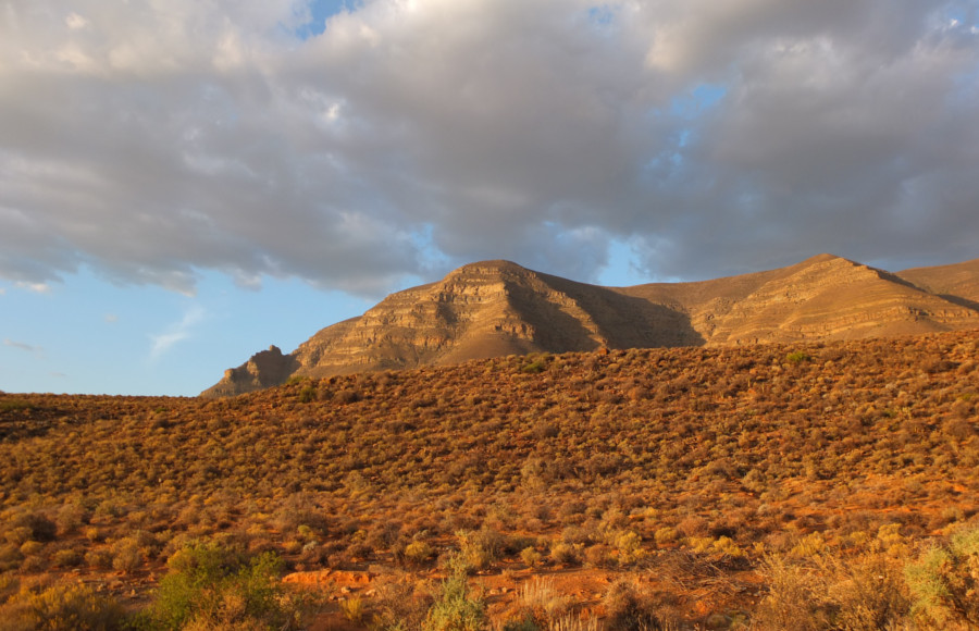 Perdeklof Campsite, Tankwa Karoo National Park