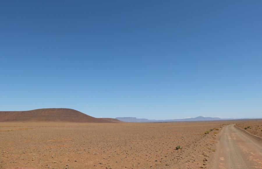 Tankwa Karoo National Park desert