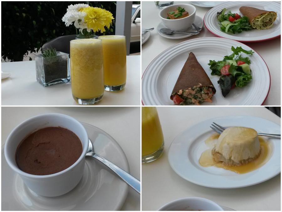 Greenside Café, restaurant végétarien à Johannesburg