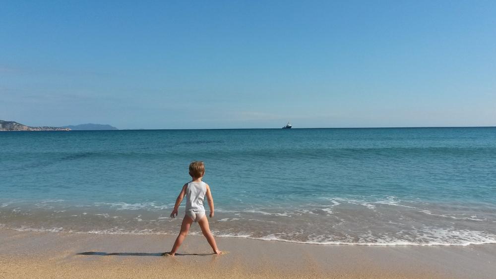 Face à la mer - La Ciotat