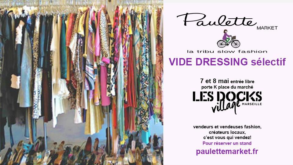 Paulette Market Vide-Dressing