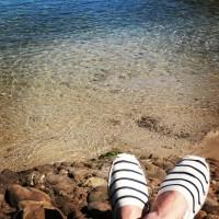 Tranquille en espadrilles à La Ciotat