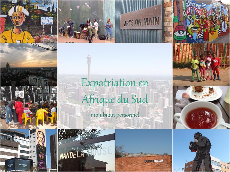 Expatriation en Afrique du Sud : bilan personnel