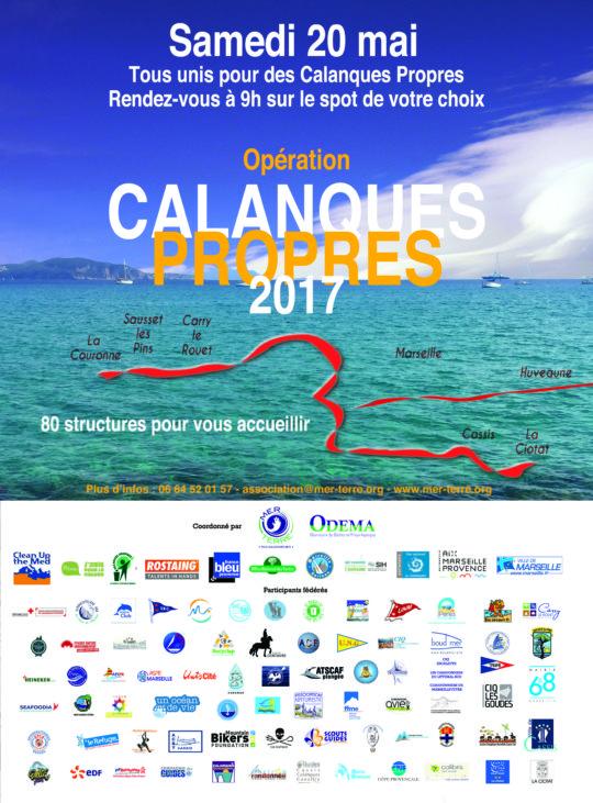 Calanques Propres 2017