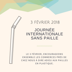 Journée internationale sans paille