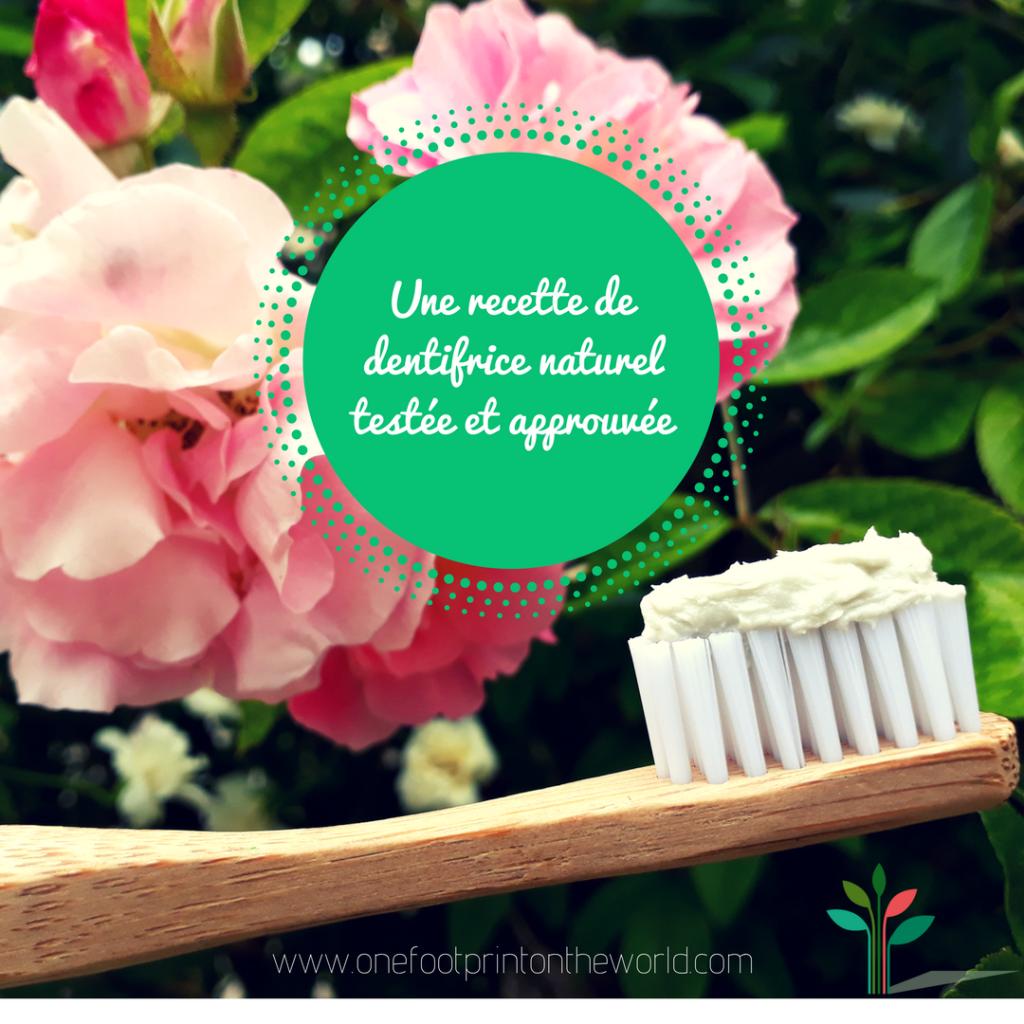 diy une recette de dentifrice naturel test e et approuv e. Black Bedroom Furniture Sets. Home Design Ideas