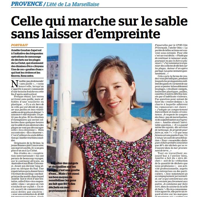 Amélie Goudon Sapet