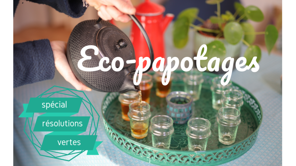Eco-papotages - One Footprint On The World