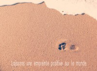 One Footprint a un an